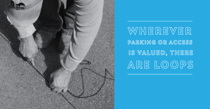 Wherever Parking or Access is Valued, There are Loops.